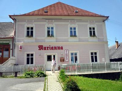 Penzion Marianna - ubytování Východní Slovensko - ubytování v apartmánu na Východním Slovensku - fotografie č. 1