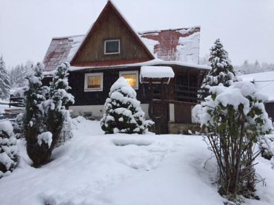 Chata FORTUNA  Dolní Lomná - ubytování Beskydy - chata k pronajmutí  v Beskydech - fotografie č. 3