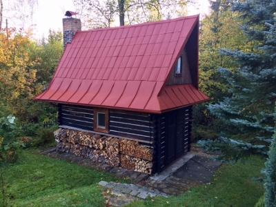Chata FORTUNA  Dolní Lomná - ubytování Beskydy - chata k pronajmutí  v Beskydech - fotografie č. 4