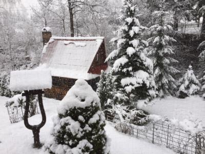 Chata FORTUNA  Dolní Lomná - ubytování Beskydy - chata k pronajmutí  v Beskydech - fotografie č. 16