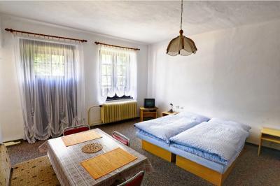 PENZION u TROJANŮ -  Šumavská chalupa - ubytování Šumava - ubytování v apartmánu na Šumavě - fotografie č. 2
