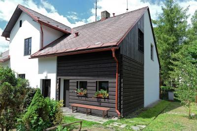 PENZION u TROJANŮ -  Šumavská chalupa - ubytování Šumava - ubytování v apartmánu na Šumavě - fotografie č. 3