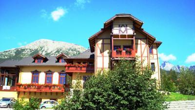 Villa Kunerad - ubytování Vysoké Tatry - ubytování v penzionu ve Vysokých Tatrách - fotografie č. 1