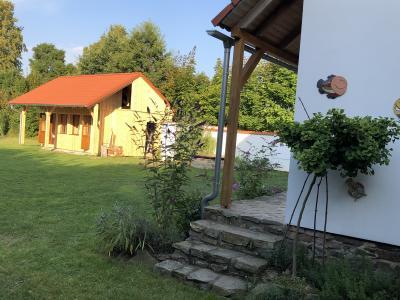 Chalupa u rybníka Kvítkovice - ubytování Jižní Čechy - chalupa k pronajmutí v Jižní Čechách - fotografie č. 12