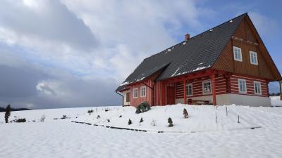 Chalupa Sluníčko Ohnišov - ubytování Orlické hory - chalupa k pronajmutí v Orlických horách - fotografie č. 1