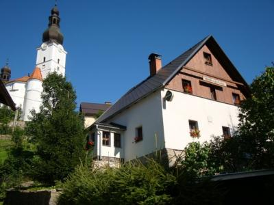 Penzion Vlaďka - ubytování Jeseníky - ubytování v penzionu v Jeseníkách - fotografie č. 1