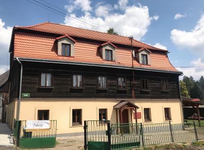 Rekreační dům Ubytování Bohemia - ubytování Lužické hory - chalupa k pronajmutí v Lužických horách - fotografie č. 1