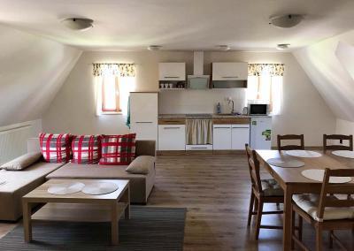 Rekreační dům Ubytování Bohemia - ubytování Lužické hory - chalupa k pronajmutí v Lužických horách - fotografie č. 6