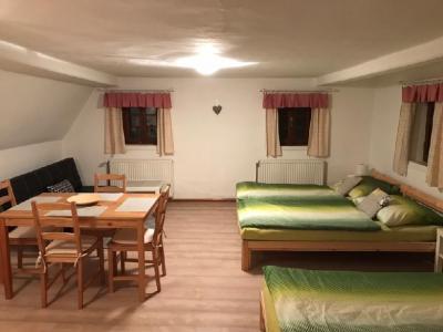 Chalupa U Potoka - ubytování Lužické hory - ubytování v apartmánu v Lužických horách - fotografie č. 6