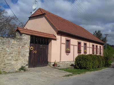Chalupa Na Návsi v Čížově - ubytování Jižní Morava - chalupa k pronajmutí na Jižní Moravě - fotografie č. 1