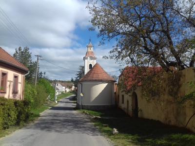 Chalupa Na Návsi v Čížově - ubytování Jižní Morava - chalupa k pronajmutí na Jižní Moravě - fotografie č. 2