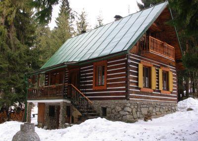 Chata Helena - ubytování Nízké Tatry - chata k pronajmutí  v Nízkých Tatrách - fotografie č. 1