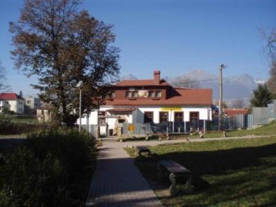 Penzion Floriana - ubytování Vysoké Tatry - ubytování v penzionu ve Vysokých Tatrách - fotografie č. 1