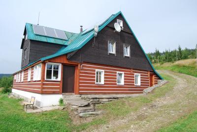 Bouda Matouš - Friesovy boudy - ubytování Krkonoše - chata k pronajmutí  v Krkonoších - fotografie č. 2
