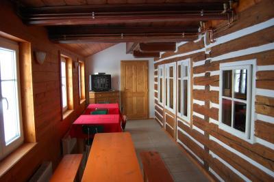 Bouda Matouš - Friesovy boudy - ubytování Krkonoše - chata k pronajmutí  v Krkonoších - fotografie č. 4