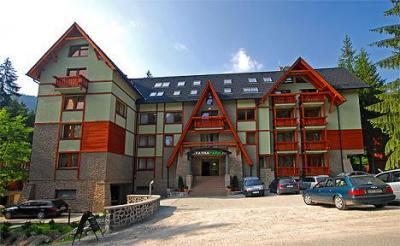 Nový Apartmánový dom Fatrapark - ubytování Střední Slovensko - ubytování v apartmánu na Středním Slovensku - fotografie č. 1