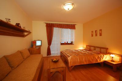 Nový Apartmánový dom Fatrapark - ubytování Střední Slovensko - ubytování v apartmánu na Středním Slovensku - fotografie č. 2