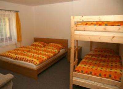 Apartmány Prášily - ubytování Šumava - ubytování v apartmánu na Šumavě - fotografie č. 3