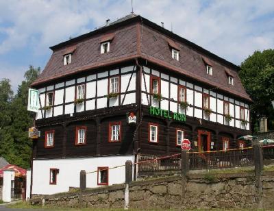 Hotel RON *** - ubytování Lužické hory - ubytování v hotelu v Lužických horách - fotografie č. 1