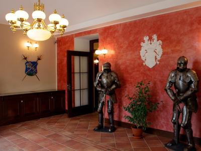 Hotel zámek Berchtold - ubytování Střední Čechy - ubytování v hotelu v Středních Čechách - fotografie č. 4