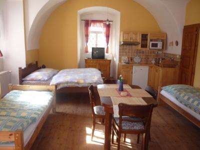 Fara maltézských rytířů - ubytování Lužické hory - ubytování v apartmánu v Lužických horách - fotografie č. 2