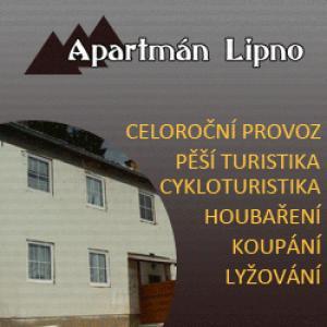 Apartmán Lipno - ubytování Šumava - ubytování v apartmánu na Šumavě - fotografie č. 1