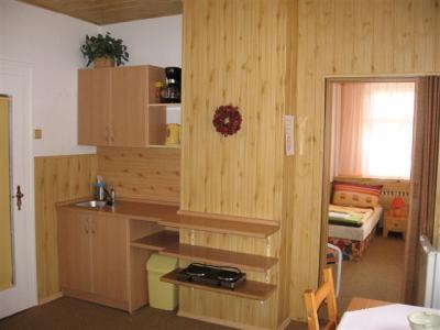 Ubytování v soukromí Rázlovi - ubytování Krkonoše - ubytování v apartmánu v Krkonoších - fotografie č. 2