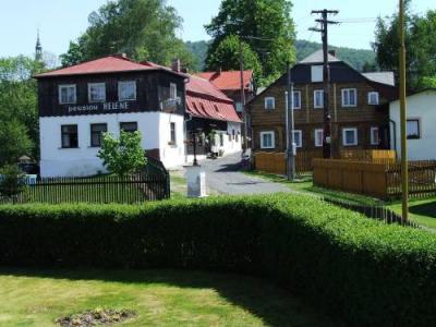 pension HELENE - ubytování Lužické hory - ubytování v penzionu v Lužických horách - fotografie č. 1