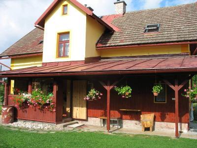 Krkonoše-levné ubytování - ubytování Krkonoše - chalupa k pronajmutí v Krkonoších - fotografie č. 1