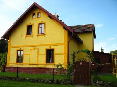 Krkonoše-levné ubytování - ubytování Krkonoše - chalupa k pronajmutí v Krkonoších - fotografie č. 2
