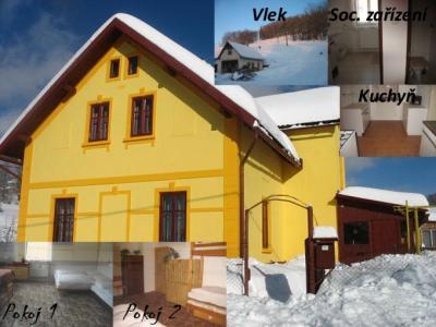 Krkonoše-levné ubytování - ubytování Krkonoše - chalupa k pronajmutí v Krkonoších - fotografie č. 3
