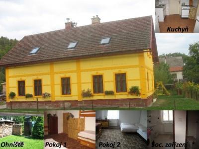 Krkonoše-levné ubytování - ubytování Krkonoše - chalupa k pronajmutí v Krkonoších - fotografie č. 4