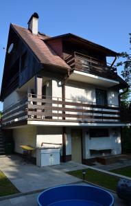 Chata u hradu Bouzov - rekreační ubytová - ubytování Střední Morava - chata k pronajmutí  na Střední Moravě - fotografie č. 2