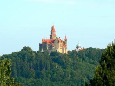 Chata u hradu Bouzov - rekreační ubytová - ubytování Střední Morava - chata k pronajmutí  na Střední Moravě - fotografie č. 3
