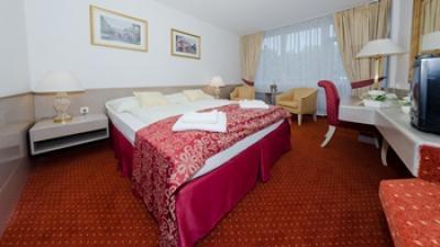 Hotel Myslivna Brno - ubytování Jižní Morava - ubytování v hotelu na Jižní Moravě - fotografie č. 1