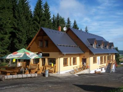 SportCentrum Klínovec - ubytování Krušné hory - ubytování v penzionu v Krušných horách - fotografie č. 1