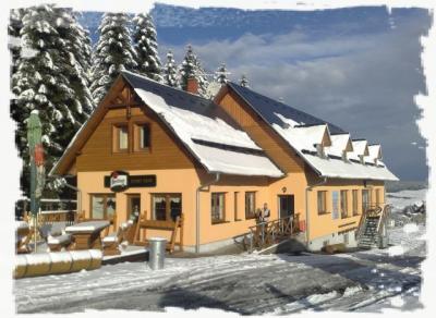 SportCentrum Klínovec - ubytování Krušné hory - ubytování v penzionu v Krušných horách - fotografie č. 2
