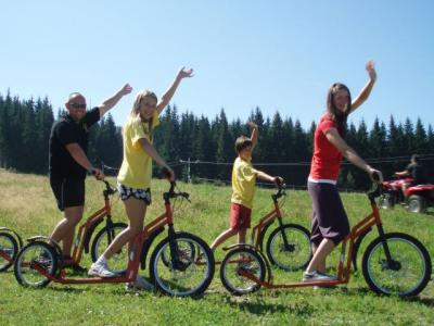 SportCentrum Klínovec - ubytování Krušné hory - ubytování v penzionu v Krušných horách - fotografie č. 3