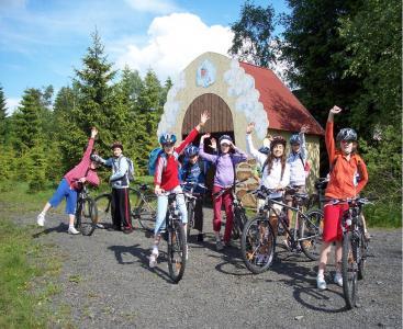 SportCentrum Klínovec - ubytování Krušné hory - ubytování v penzionu v Krušných horách - fotografie č. 4