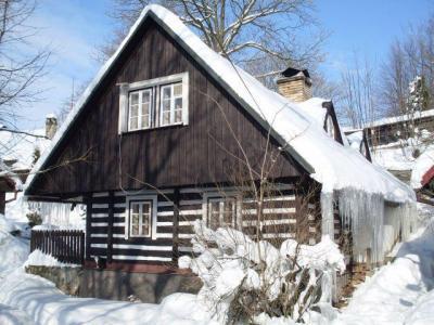 Stylová chalupa Sněžné - ubytování Orlické hory - chalupa k pronajmutí v Orlických horách - fotografie č. 1