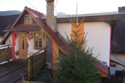 Chata Ivka - ubytování Střední Slovensko - chata k pronajmutí  na Středním Slovensku - fotografie č. 1
