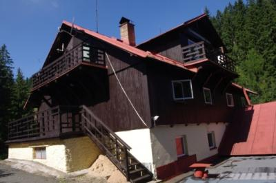 Červenokostelecká bouda - ubytování Krkonoše - chata k pronajmutí  v Krkonoších - fotografie č. 1