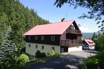 Červenokostelecká bouda - ubytování Krkonoše - chata k pronajmutí  v Krkonoších - fotografie č. 2