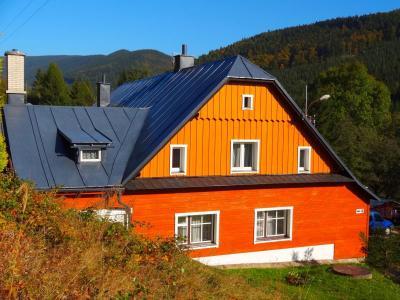 Chata Horalka, Kouty nad Desnou - ubytování Jeseníky - chata k pronajmutí  v Jeseníkách - fotografie č. 1