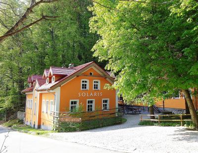 Apartmány Solaris, Janov , Jizerky - ubytování Jizerské hory - ubytování v apartmánu v Jizerských horách - fotografie č. 8