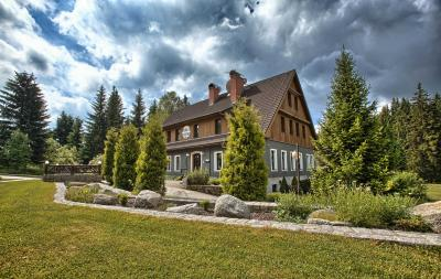 Hotel Perla Jizery - ubytování Jizerské hory - ubytování v hotelu v Jizerských horách - fotografie č. 1