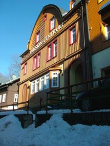 Pension CENTRUM - ubytování Krkonoše - ubytování v penzionu v Krkonoších - fotografie č. 1