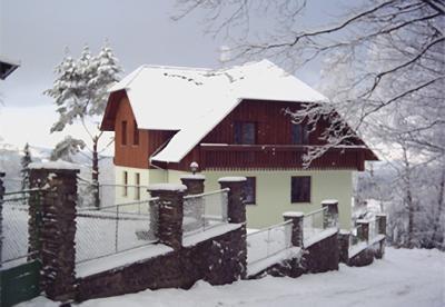 Apartmány a chata Šumava - ubytování Šumava - ubytování v apartmánu na Šumavě - fotografie č. 1