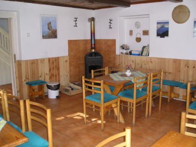 Roubená chata pod Starou pekárnou - ubytování Krušné hory - chalupa k pronajmutí v Krušných horách - fotografie č. 2