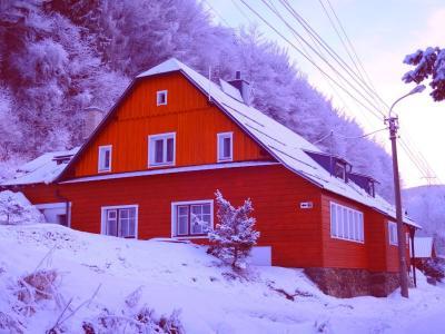 Chata Sedlovka, Kouty nad Desnou - ubytování Jeseníky - chata k pronajmutí  v Jeseníkách - fotografie č. 1
